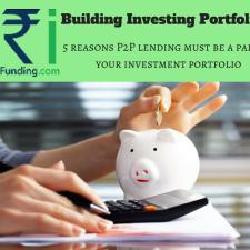 p2p investment portfolio