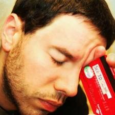 credit card debt trap user