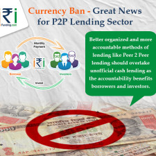 currency ban - India
