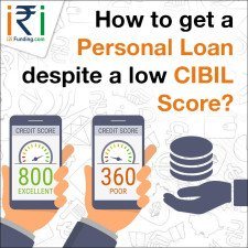Personal loan for low cibil score