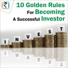 10 Golden Rules for becoming successful investor