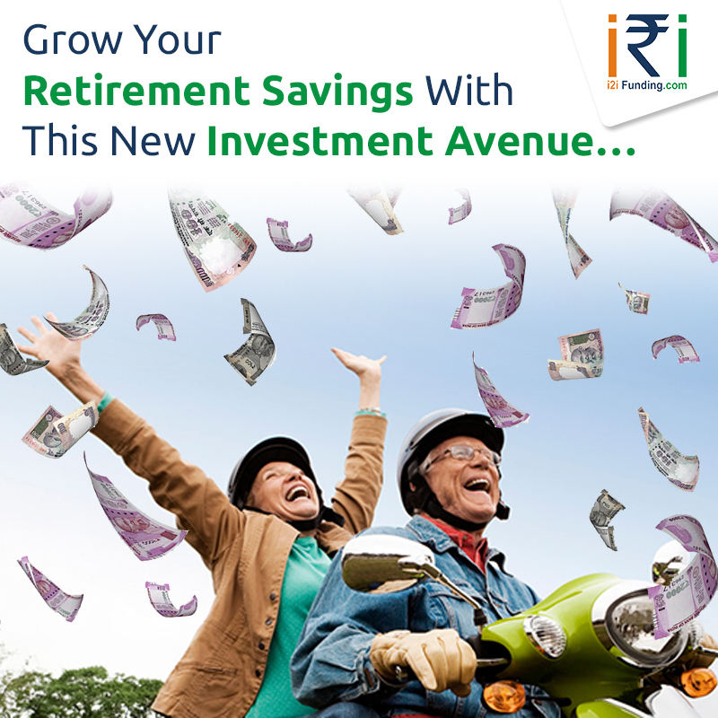 Retirement planning with p2p lending