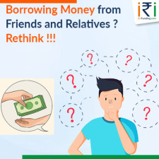 Borrowing Money from Friends and Relatives ? Rethink