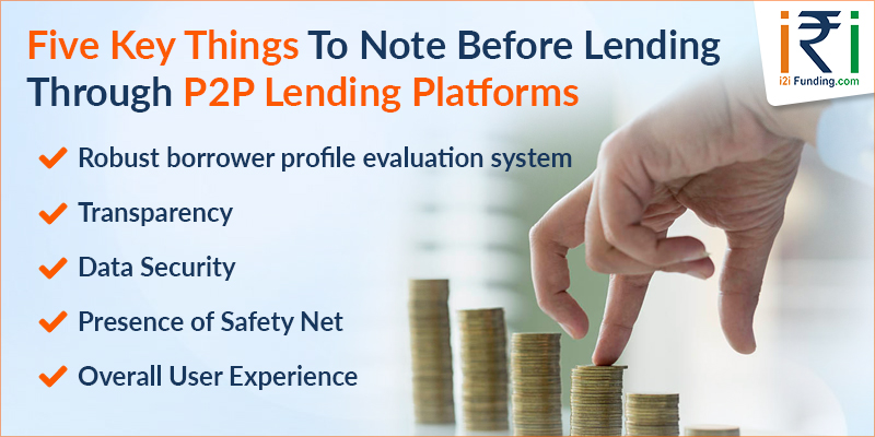Online Lending: Five key things to note