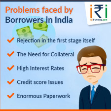 Problems faced by Borrowers in India
