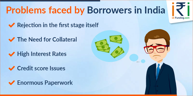 Problems-faced-by-Borrowers-in-India