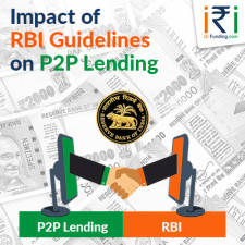 Impact of RBI Guidelines on P2P lending